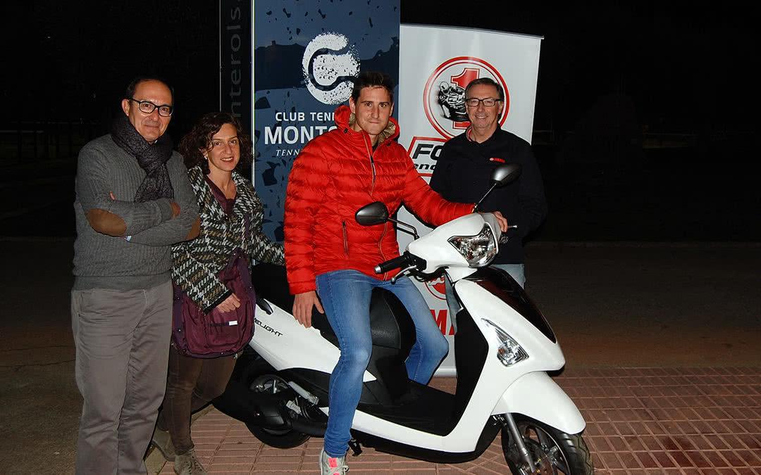 Òscar Montserrat resulta el guanyador de la Yamaha D'Light 125 cc de Folch Endurance