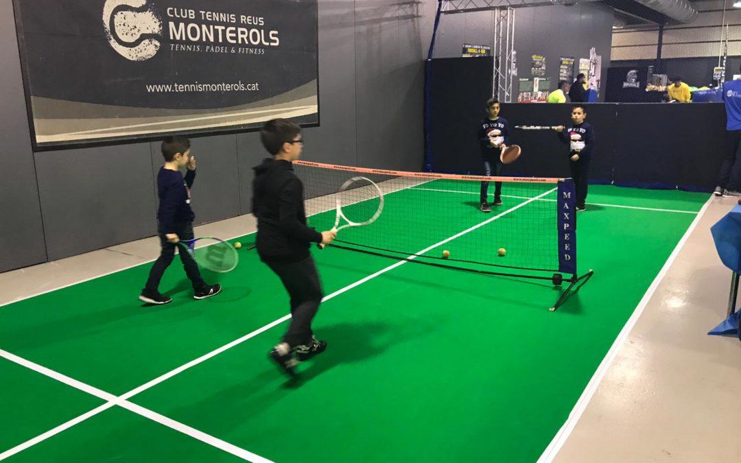 Visiteu el Club Tennis Reus Monterols al Parc Infantil de Nadal