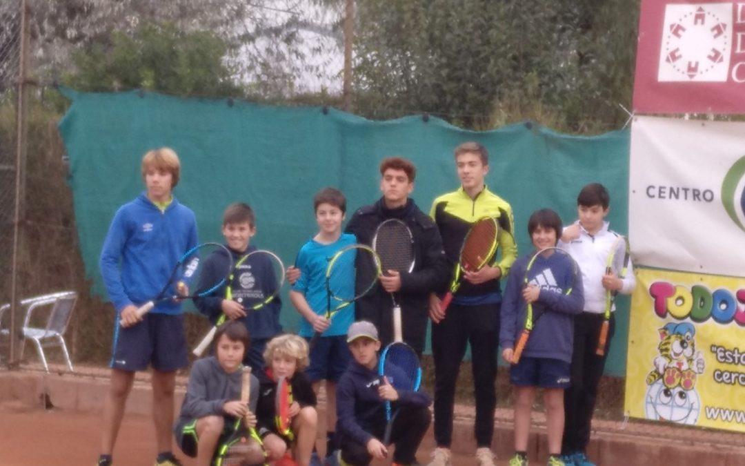 El Monterols participa al Campionat Ciutat de Castelló