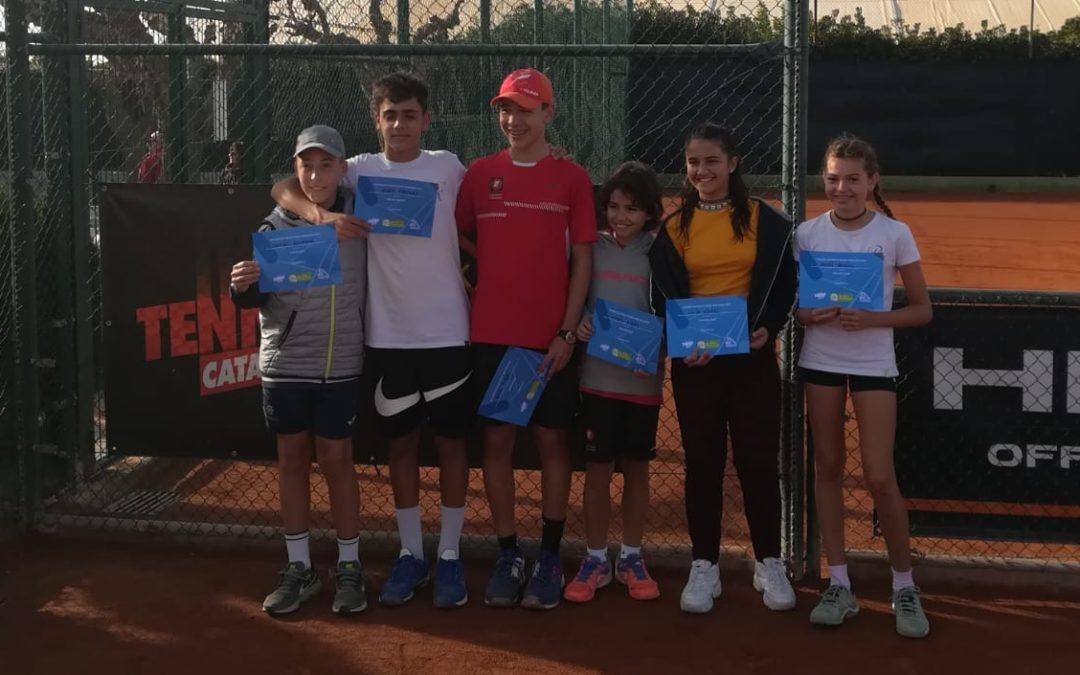Es disputa el Master Final del Circuit Juvenil de tennis de Tarragona