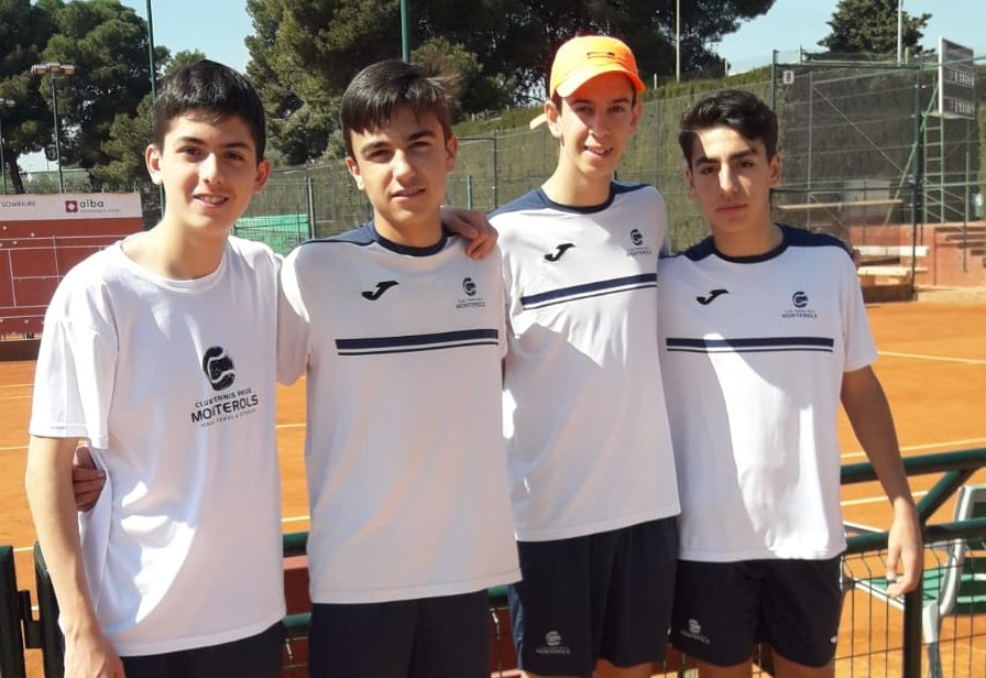 El Cadet Masculí no pot superar al Tennis Tarragona en la Lliga Catalana de tennis