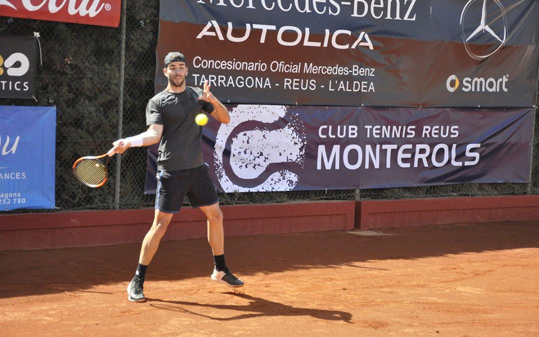 Johan Nikles i Eduard Esteve s'enfrontaran en la final del ITF World Tennis Tour Autolica Mercedes Benz del Monterols