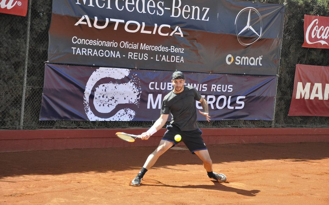 Demà es jugarà la segona ronda del ITF World Tennis Tour Autolica Mercedes Benz del Monterols