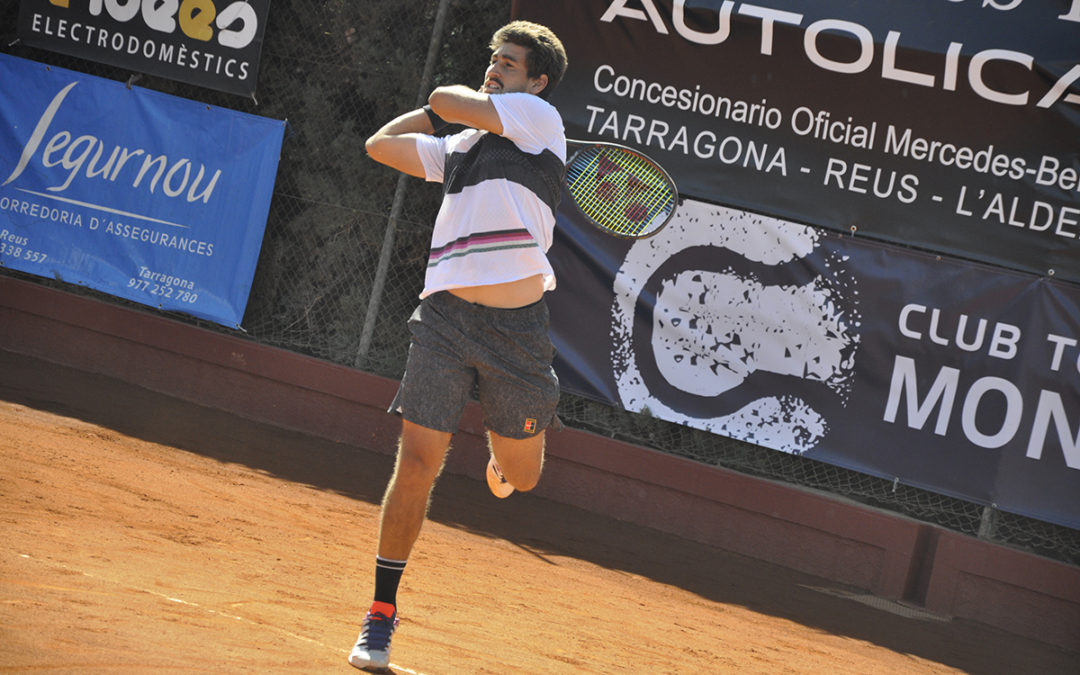 El Torneig Internacional ITF World Tennis Tour Autolica Mercedes Benz del Monterols arriba als quarts de final
