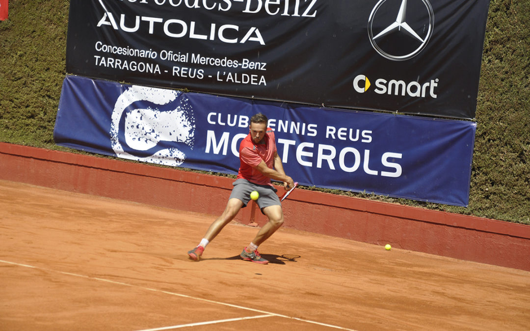 Luz-Matos, campions de dobles de l'ITF World Tennis Tour Autolica Mercedes Benz del Monterols