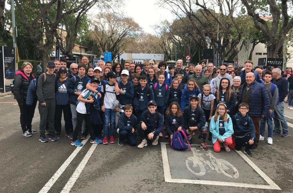 Sortida al Barcelona Open Banc Sabadell – Trofeu Conde de Godó