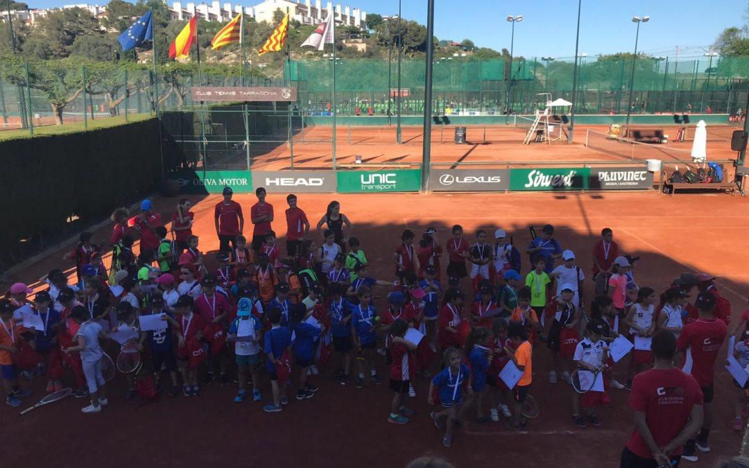 Participem en la trobada de minitennis del Tennis Tarragona
