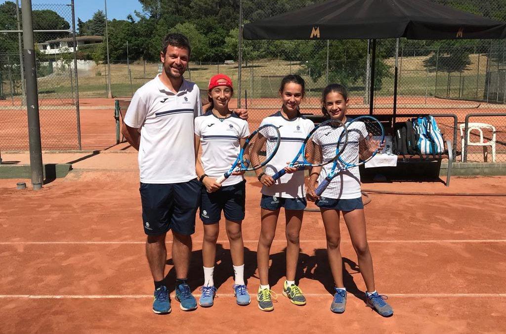 Resultats dels nostres equips en les fases finals de la Lliga Catalana de tennis