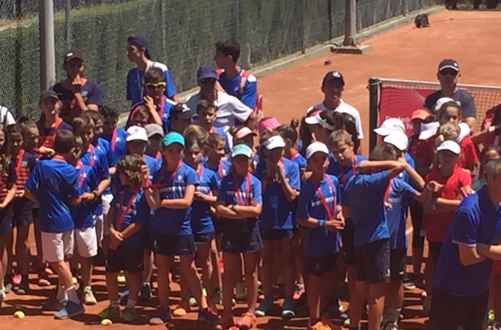 Gran jornada de tennis al Xpress Tennis Cup Jesús Serra