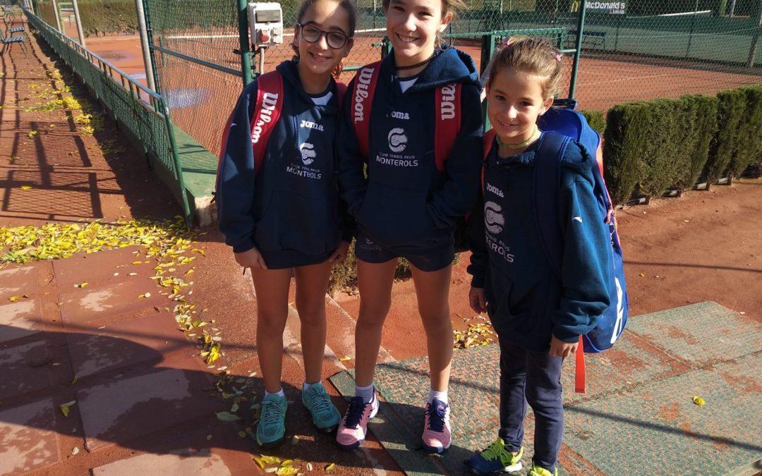 L'Aleví femení B comença la Lliga Catalana amb victòria contra el CT Lleida