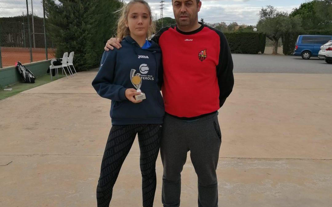 El Head Promeses del Reus Deportiu finalitza amb bons resultats per els jugadors del Club Tennis Reus Monterols