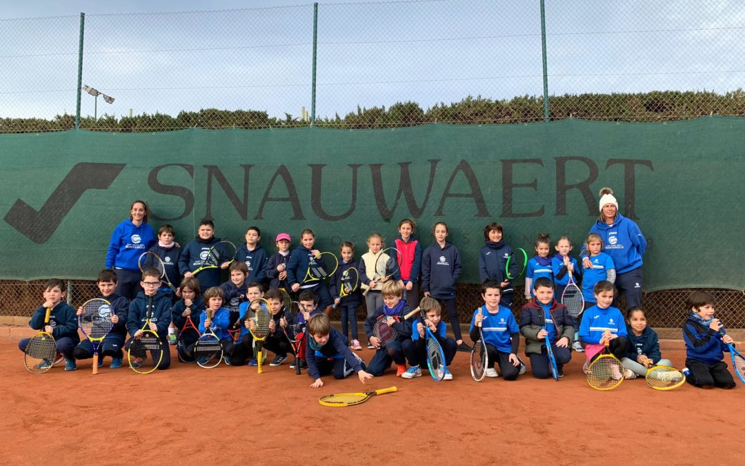 Resum de la jornada de l'Aprendre a Comptar de l'escola de tennis