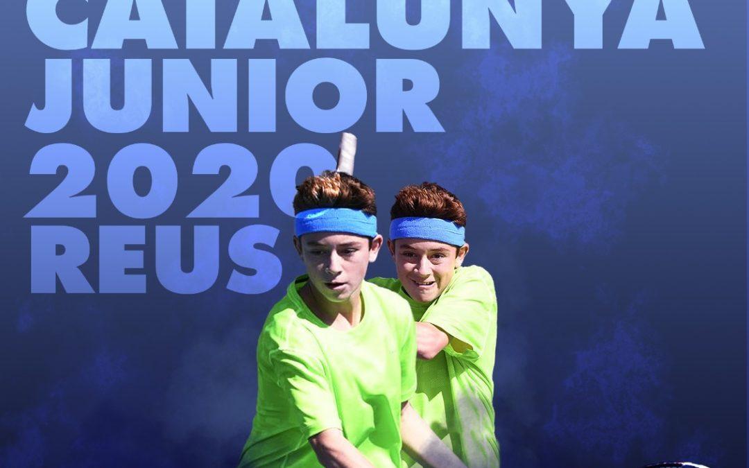 Arrenca el Campionat de Catalunya Júnior de Tennis al Club Tennis Reus Monterols