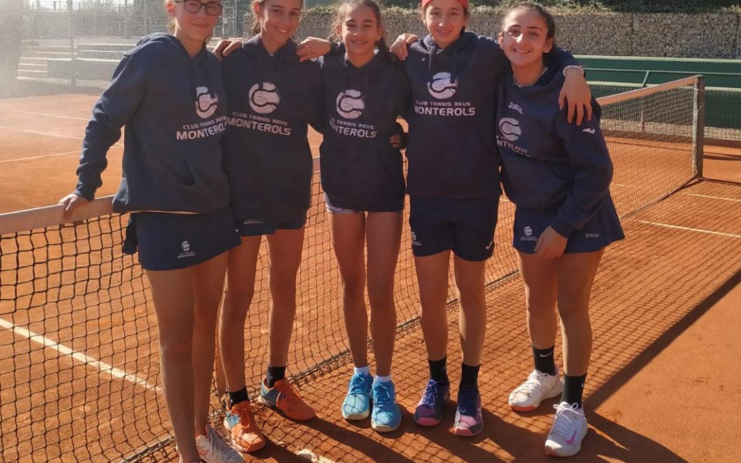 Els equips Infantil femení i infantil masculí ja són a les semifinals del Campionat de Catalunya per equips
