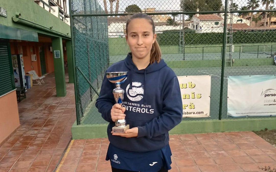 Resultats destacats de les jugadores del Monterols en el Circuit Head Promeses del CT Barà