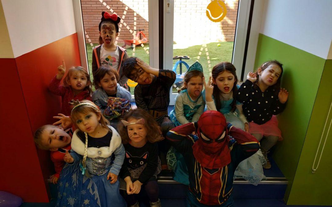 L'Espai Infantil del Monterols celebra el Carnaval