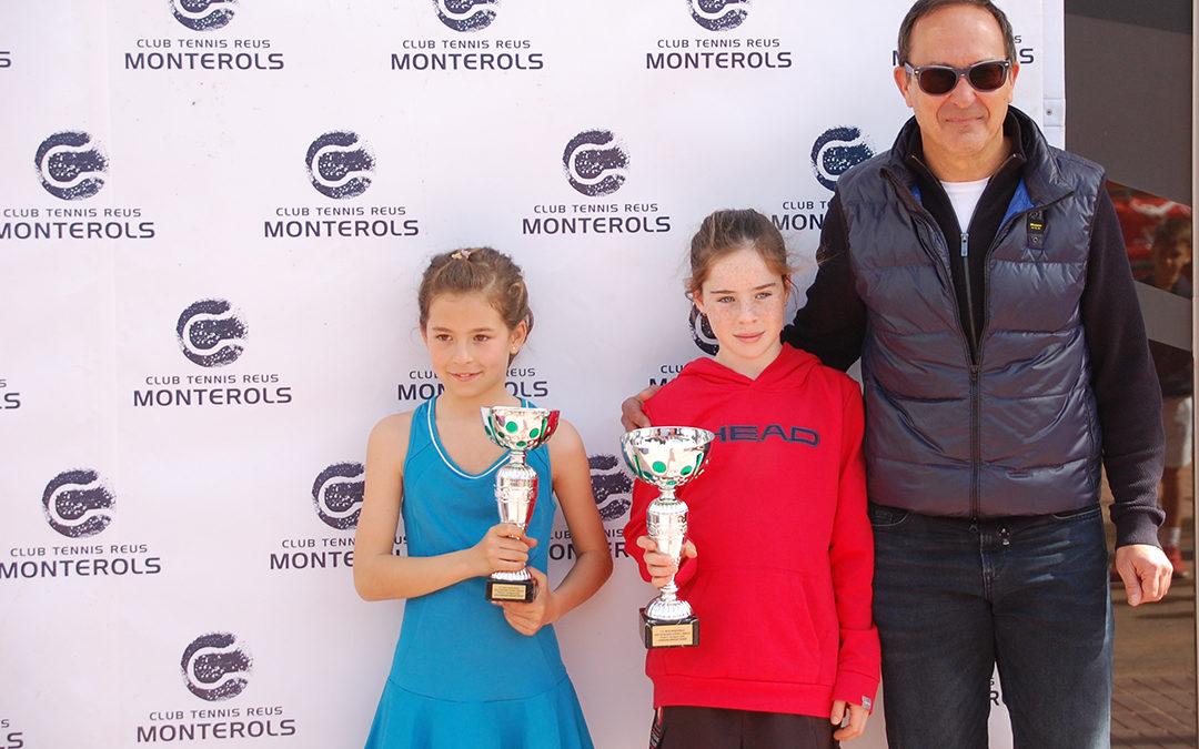 Finalitza el campionat Copa Catalunya de tennis a les pistes del Monterols