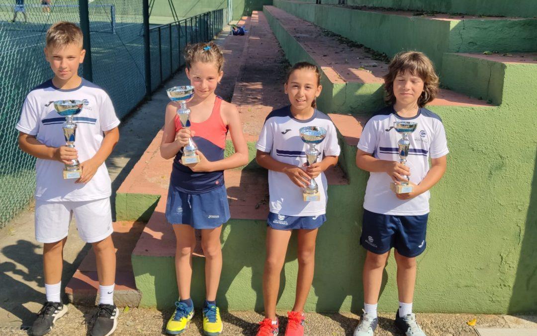 Resultats de la Copa Catalunya juvenil de tennis