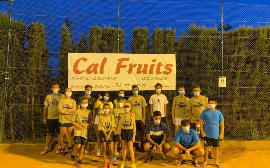 Fantàstica jornada de tennis i pàdel a les 12 h del Club Tennis Reus Monterols