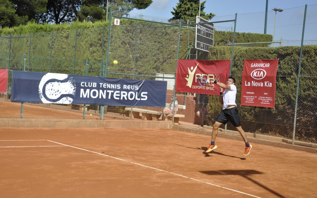 El millor tennis nacional es viu al Club Tennis Reus Monterols
