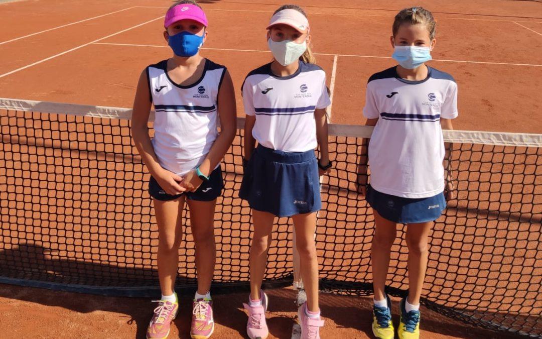 L'equip Benjamí Femení ja és a la final de la Lliga Catalana de tennis