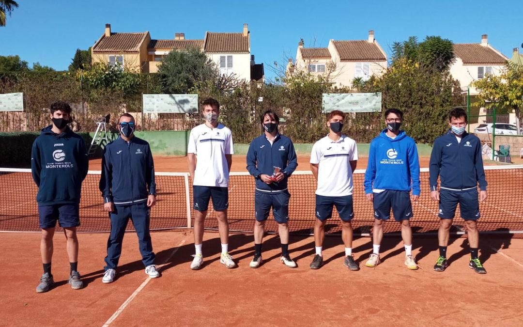 L'equip Absolut Masculí del Monterols es proclama sots-campió d'Espanya per equips