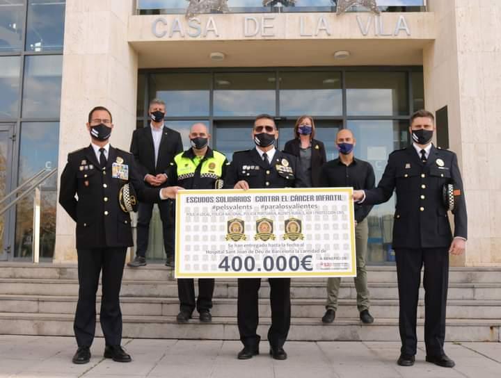 El Monterols col·labora amb la recaptació de la campanya Pels Valents