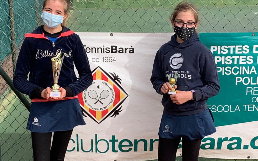 Resultats del Circuit Promeses Nacional disputat al CT Barà
