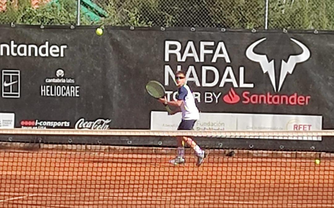 En joc el campionat Rafa Nadal al CE Valldoreix amb la participació de jugadors i jugadores del Club