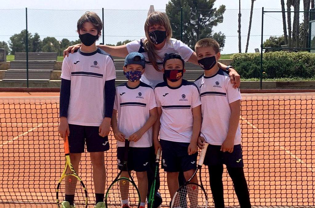 Resultats del cap de setmana de la Lliga Catalana de tennis
