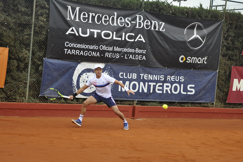 Demà es jugaran els vuitens de final del ITF World Tennis Tour Autolica Mercedes Benz