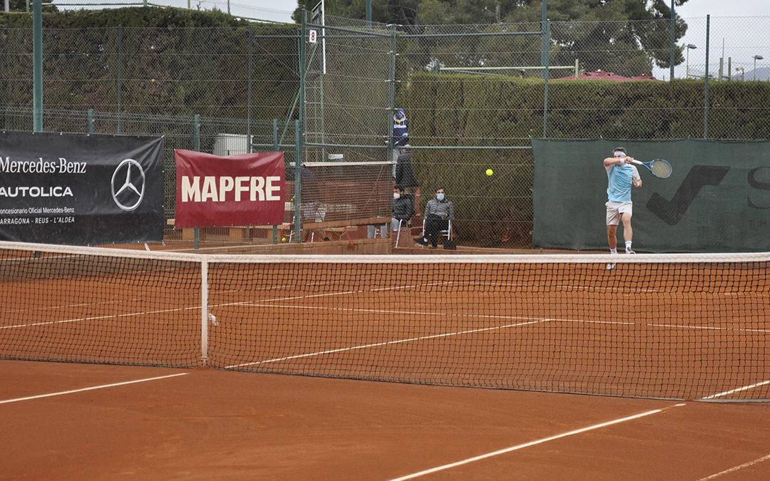 El Torneig Internacional ITF World Tennis Tour Autolica Mercedes Benz del Monterols arriba als quarts de final