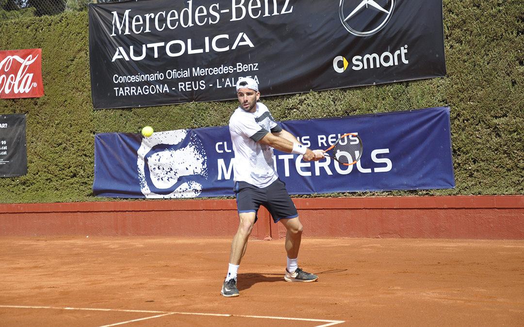Aquest dimarts comencen els primers partits del quadre final i de dobles del ITF World Tennis Tour Autolica Mercedes-Benz del Monterols