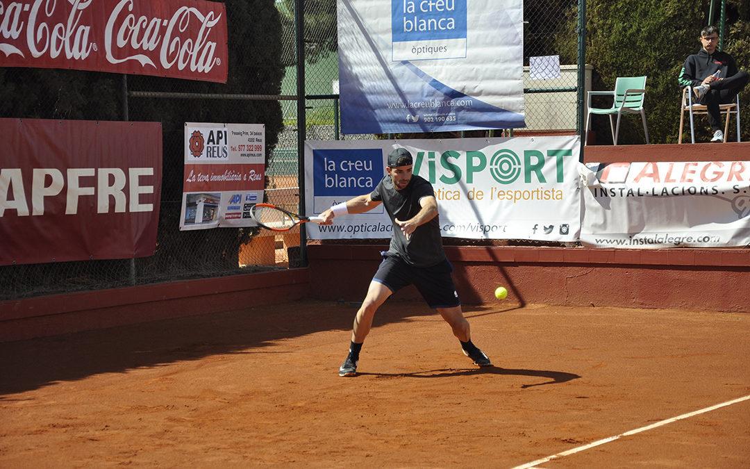 Es defineix el quadre principal del ITF World Tennis Tour Autolica Mercedes-Benz