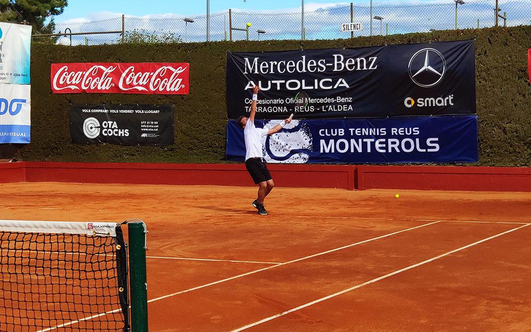 Torna el Torneig Internacional de tennis ITF World Tennis Tour Autolica Mercedes Benz 2021