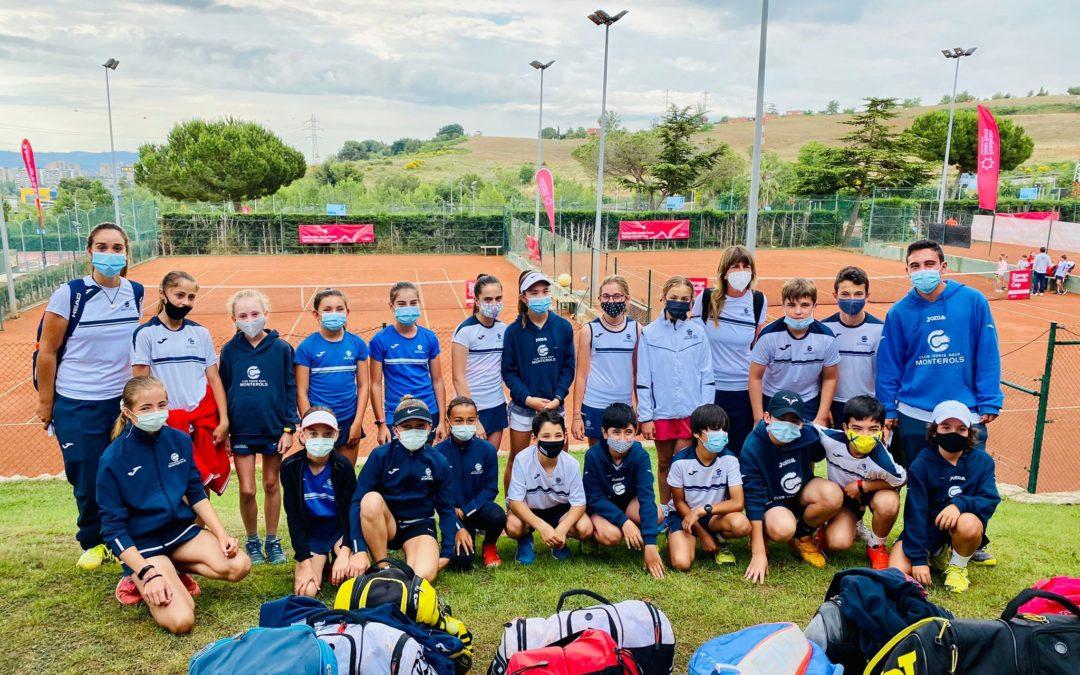 Es disputa la fase final de la Xpress Tennis Cup