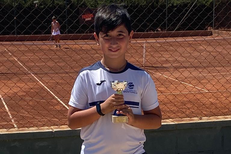 Resultats dels nostres tenistes en els diversos campionats juvenils d'estiu