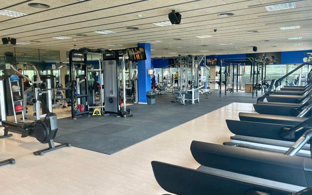 El Club Tennis Reus Monterols renova totalment el Fitness Center i inicia les obres del projecte d'exteriorisme